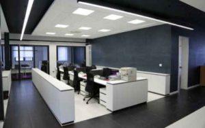 Modern Clean Office